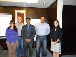PMP Workshop (Qatar-Doha May'2014)