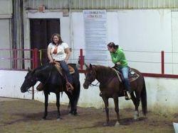 Cowboy Dressage Clinic