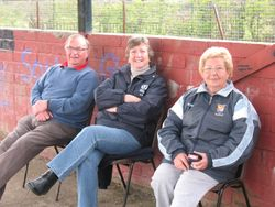 Dinas Powys v Caldicot Town 2012