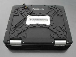Panasonic Toughbook CF31 with GOBI & SSD
