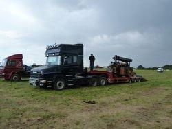Scania T cab