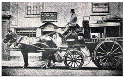 Stage Coach. 1886