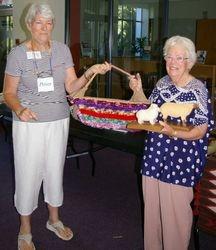 Winner - Category : Knitting
