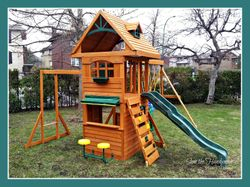 RIDGEVIEW CLUBHOUSE PLAY SYSTEM installed- A Hampstead Project 2014