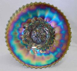 Cosmos chop plate, purple