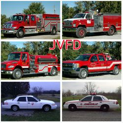 JVFD Vehicle Fleet 2014