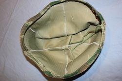 Custom, Heer Reversible Helmet cover: