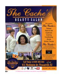 THE CACHES BEAUTY SALON