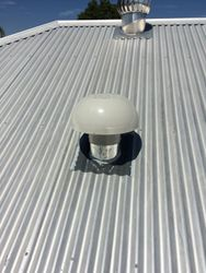 Off board Range-hood motor Installation