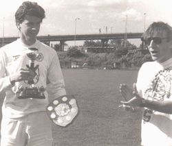 Blast From The Past - Anglo/Scottish Trophy 1988