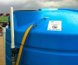 Treated Water Storage
