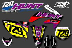 Cody Hunt's CRF450R