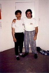 JOE CHAN & BEAU - AUCKLAND (circa 2004)