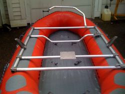 12 Ft. Bad Cat Raft Frame