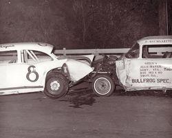 Bill Laycock crash