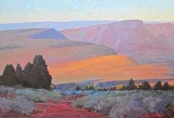 Morning in Kayenta