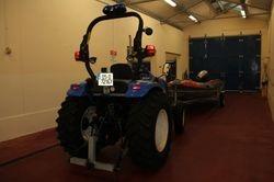 Launch Tractor Achill Island