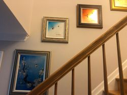 Picture hanging installation in hyattsville MD