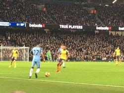 Manchester City vs Arsenal