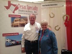 Linda Saupp representing Texas Specialty Underwriters