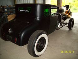 53.27 Ford Model T hot rod coupe