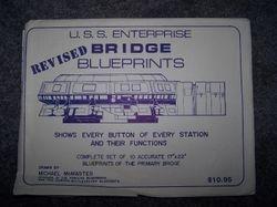 USS Enterprise Bridge Blues - Revised