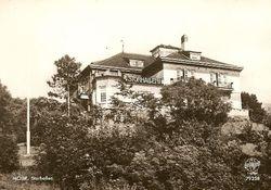 Hotell Storhallen (Villa Storhallen) 1937