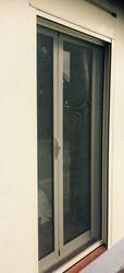 Moustiquaire enroulable verticale