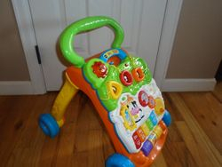 VTech Sit-to-Stand Learning Walker - $17