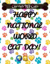 Happy National Word Cat Day!