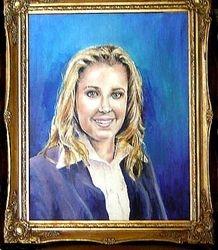'Artists' daughter'