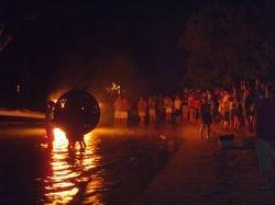 Trellis Bay Full Moon party