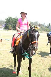 Da Funky pony & rider