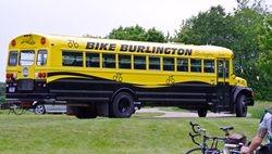 Bike Burlington Bus