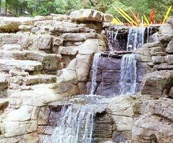 Waterfall at Cheekwood