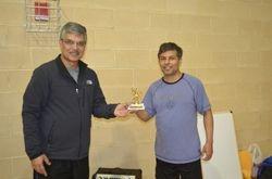 Men Trophy Winner