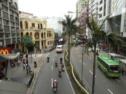 Makao - centar grada