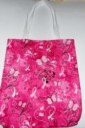 Pink Ribbon bag on Etsy