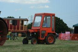 a Kabuta B6000 tractor