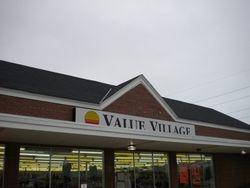 Value Village- St. Francis
