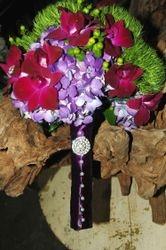 Terica Miller Wedding Bouquet