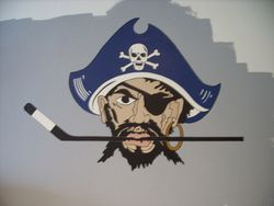 Bayport Hockey Logo