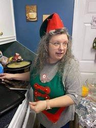 Crazy Elf in the Kitchen