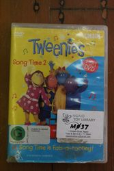 The Tweenies. Song time 2. DVD