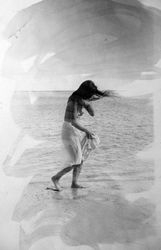 A woman in the Ocean ( uni no onna ) I
