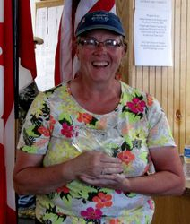 Handicap Event High Lady Carol McConahy