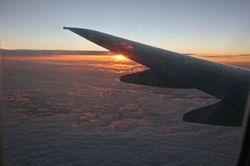 En route to Oslo