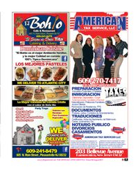 El Bohio Restaurant, Business In Pleasantville, New Jersey