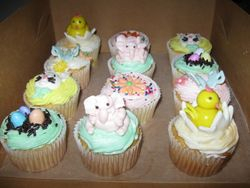 CC5 -Easter Cupcakes - 2009