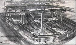 Wednesbury. c1880s